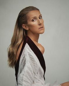 Celine Dion, Prom Hairstyles For Long Hair, Perfect People, Forever Love, Album, Mi Long, Redheads, Hair Beauty, Fashion Looks