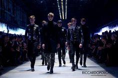Anteprima DIESEL BLACK GOLD... #PittiW14 #pittiuomo #pitti85 #fashion #man #moda #show #runway #collection #menswear #Florence #AW14 ©RP www.riccardopolcaro.com