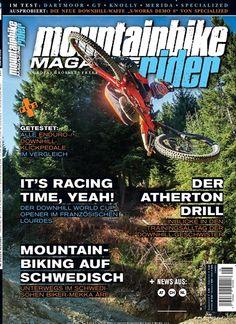 It's racing time, yeah! Gefunden in: MTB mountainbike rider - epaper als Download kaufen, Nr. 6/2015