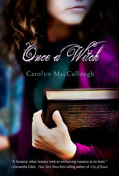 Once a Witch, a book like no other. This book is filled with unexpected turns and twists that had me reading all the way to the end.