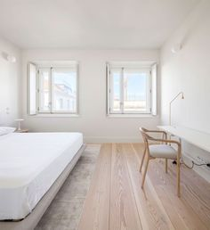 Renovation of Apartment AMC in Lisbon by rar.studio - InteriorZine