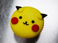 Pikachu (Animated Cupcakes) Tags: cupcakes pikachu pokemon