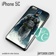 Batman V Superman art 2 Phone case for iPhone 5C and other iPhone devices