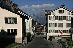 Linthal, Switzerland Travel Memories, Switzerland, Journey, Mansions, House Styles, Home Decor, Travel Souvenirs, Decoration Home, Manor Houses