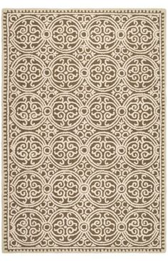$5 Off when you share! Safavieh Cambridge Cambridge Welsh Rug Brown Rug