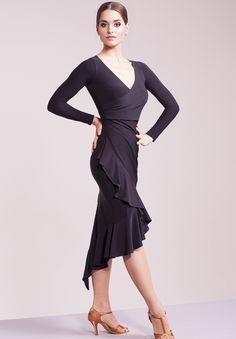 Chrisanne Clover Hypnotic Latin Dress
