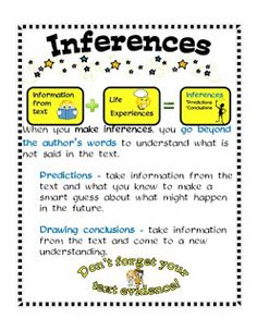 Adventures of Teaching: Making Inferencing Personal...