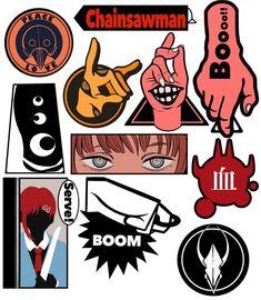 Anime Lock Screen, Man Wallpaper, Anime Stickers, Anime Comics, Chainsaw, Dark Art, Webtoon, Tattoos For Guys, Anime Characters