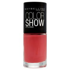 Maybelline Color Show Nail Coral Craze 342 Just bought this to go with my new coral dress!