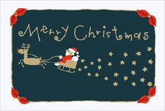 クリスマス用カード : かわいいクリスマスカードを無料ダウンロードできるサイトまとめ - NAVER まとめ