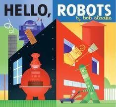 Future Librarian Superhero: Robot Storytime
