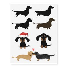 basset tattoo - Pesquisa Google Dachshund Tattoo, Dachshund Art, Dachshund Puppies, Dachshunds, Daschund, Dog Crafts, Dog Items, Weenie Dogs, Temporary Tattoos