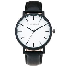 Black & White Minimalistic Classic watch     Tag a friend who would love this!     FREE Shipping Worldwide     Get it here ---> http://www.wardobeat.com/top-selling-unisex-casual-watch-men-fashion-brand-the-horse-quartz-watches-women-trend-simple-all-match-wristwatch-relogio-clock/