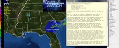 THE NWS STORM PREDICTION CENTER HAS ISSUED A  SEVERE THUNDERSTORM WATCH FOR PORTIONS OF            EXTREME NORTH FLORIDA         SOUTHERN GEORGIA         FAR SOUTHERN SOUTH CAROLINA         COASTAL WATERS    EFFECTIVE THIS MONDAY AFTERNOON AND EVENING FROM 110 PM UNTIL 700  PM EDT.    HAIL TO 1.5 INCHES IN DIAMETER...THUNDERSTORM WIND GUSTS TO 70  MPH...AND DANGEROUS LIGHTNING ARE POSSIBLE IN THESE AREAS.    Follow Innovation Weather's Severe Weather Center for more details.