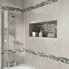 We use quality products from Daltile when remodeling bathrooms in the Central PA area. Consider the rich look of tile and recessed shelving when considering your bath or shower remodel. Tile Products | Daltile