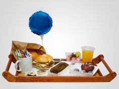Desayuno Para Papá con Amor, Dulce Regalo Express