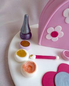 Make-up Bag | Karen's Cakes