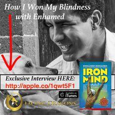 FD9: I WON MY BLINDNESS – OLYMPIC WORLD RECORD SWIMMER @ENHAMED