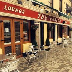 The Ensign Bar, Monkstown, Co. Republic Of Ireland, Cork, Irish, Lounge, Outdoor Decor, Home Decor, Airport Lounge, Drawing Rooms, Decoration Home