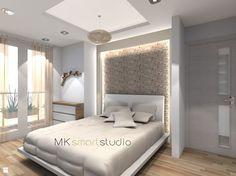 Sypialnia styl Skandynawski - zdjęcie od MKsmartstudio - Sypialnia - Styl Skandynawski - MKsmartstudio