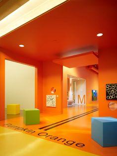 Chesapeake Child Development Center, Oklahoma City, OK, USA by Elliott + Associates Architects