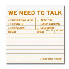 We Need to Talk Sticky Notes