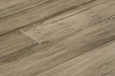 Bamboo Flooring - 12 mm Solid Click-Lock Collection - Rustic Stone