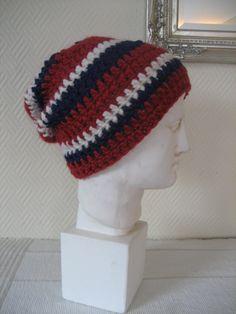Crochet, size adult.