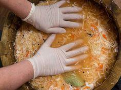Настоящий бабушкин рецепт квашения капусты