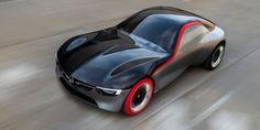 2016 Opel GT Concept | Turbo I3 1.0L | 145 HP