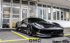 DMC Ferrari 458 Italia ELEGANTE is here and although the tuning company DMC is more famous with its restyled Lamborghinis, its recent take on the Ferrari is a big. With the release of the 458 Elegante tuning...