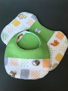 PiePie Designs: Embroidered Baby Bibs Baby Bibs, New Product, Flannel, Baby Shoes, Sewing, Kids, Bibs, Young Children, Flannels