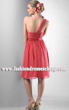 coral short bridesmaid dress - Bing Images
