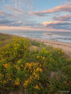 Fall on North Carolina's Outer Banks