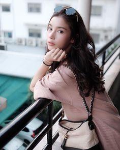 "Vill Wannarot Sonthichai ""วิว"" วรรณรท สนธิไชย  Mark Prin, Holy Chic, Thai Drama, Actor Model, Mtg, Ulzzang, Fans, Vogue, Beautiful Women"