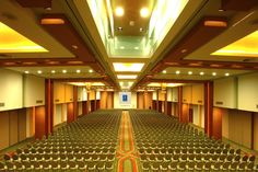 Minoa Palace offers a well-equipped conference venue with professional service and traditional Cretan hospitality. Soundproof Panels, Conference Facilities, Class Decoration, Sound Proofing, High Class, Edge Design, Crete, Columns, Palace