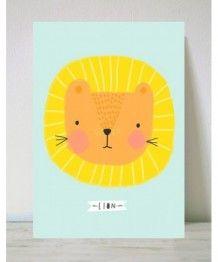 Lámina lion Gorgeous print by Aless Baylis of This is Gold Lion Illustration, Character Illustration, Cute Lion, Baby Frame, Kids Prints, Surface Pattern Design, Nursery Art, Art Lessons, Print Patterns