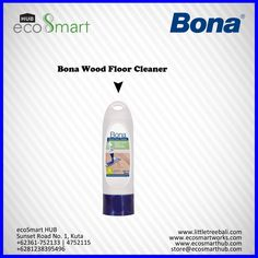 Bona Wood Floor Cleaner  Safe for all types of wood floors, and safe for your family. Also suitable for cleaning laminate, stone, slate, tile, vinyl and other hard surface floors.