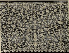 """Image from page 35 of """"Illustrated catalogue of rare and beautiful Sixteenth and Seventeenth century laces collected during twenty years by Leone Ricci, Esq. of Florence"""""""