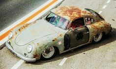 "doyoulikevintage: ""Porsche 356 """