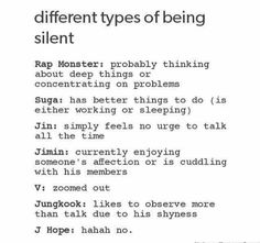 I'm either Rap Monster and Jin or J-Hope, there is no in between.