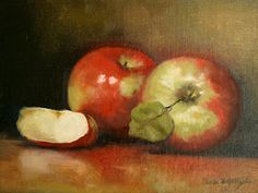 Mountain Apples - by Paula Holtzclaw