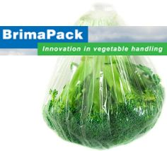 A new packaging film from BrimaPack that promises to increase shelf life for broccoli and cauliflower and reduce shrink for retailers by up to 50%