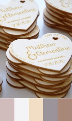 Your geusts will love to see these natural, eco-friendly, rustic, and custom save the date magetns on their fridge. Remembering the date of your special day on the fridge of your guests will be original and pleasant. Visit the website and know more. Rustic Wedding Stationery, Laser Cut Wedding Invitations, Invites, Laser Cut Save The Dates, Unique Save The Dates, Rustic Wedding Save The Dates, Save The Date Magnets, Wedding Cake Inspiration, Personalized Wedding