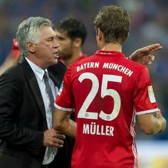 Bayern are not in crisis but do seem to lack intensity under Ancelotti