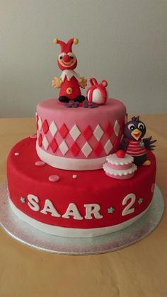 Magnifiek 59 beste afbeeldingen van Jokie taarten - Cake decorating, Jets en #IE44