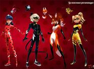 Rena Rouge/Gallery | Miraculous Ladybug Wiki | FANDOM Powered By Wikia