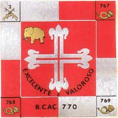 Batalhão de Caçadores 770 Angola
