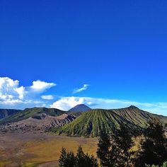 Gunung Bromo di Probolinggo, Jawa Timur