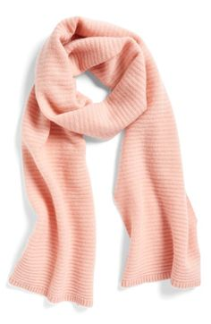 Free shipping and returns on Halogen® Ribbed Cashmere Muffler at Nordstrom.com. Fine tonal ribbing lends subtle texture to a thick, cozy muffler knit from dreamy-soft cashmere.